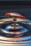 High Speed Water Drop Collision