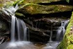 Duggars Creek Falls Detail 2