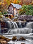 Glade Creek Mill, WV