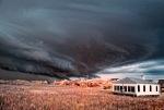 3 Tornados in Infrared