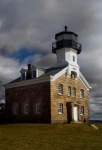 Closeup of the Groton Long Point Light House...