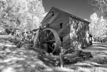 French Creek Mill, TN 590nm IR