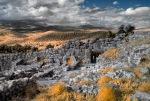 Mycena, Greece, Infrared