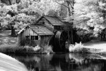 Mabry Mill, VA  630nm IR