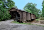 Red Oak Creek Covered Bridge, GA