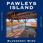 Blueberry Wine Label, Pawleys Island Version, and it tastes great!