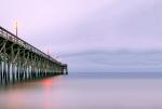 480 second exposure, Pawleys Pier
