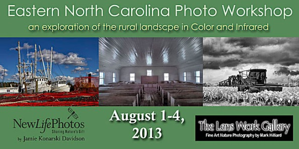 Eastern North Carolina Photography Workshop