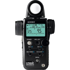 Sekonic L758DR Spot Meter