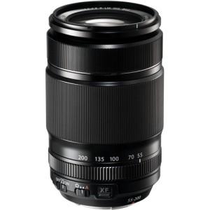 Fuji X 55-200mm