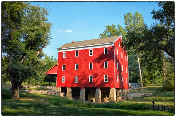 Adams Mill, Lafayette IN, Fuji X100s