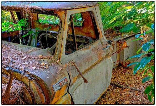 Old Truck, Fuji X100s