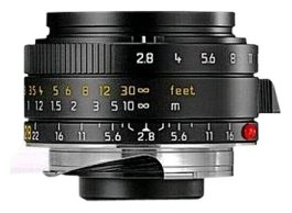 Leica 28mm Elmarit ASPH