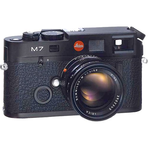 My Leica M7 Film Body