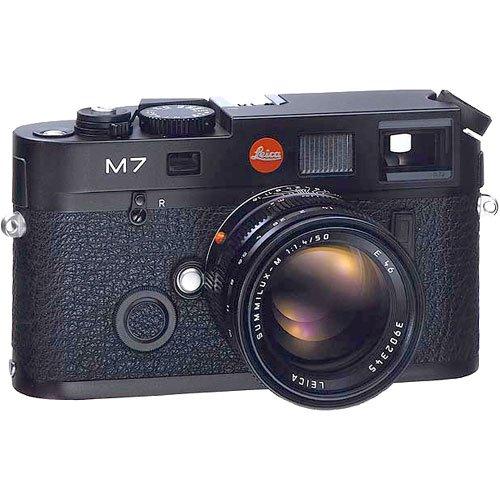 My Leica M7 Film Body