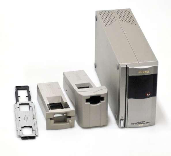 Nikon 4000 ED system