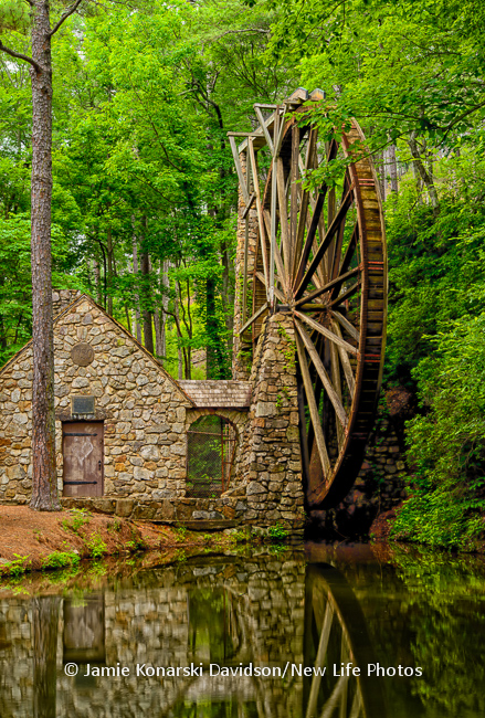 Berry College Mill, Jamie Davidson