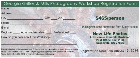 Grills & Mills Info