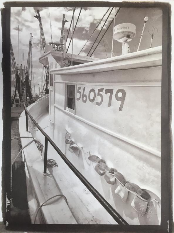 Van Dyke Brown, Das Boots, Cot 320 Paper