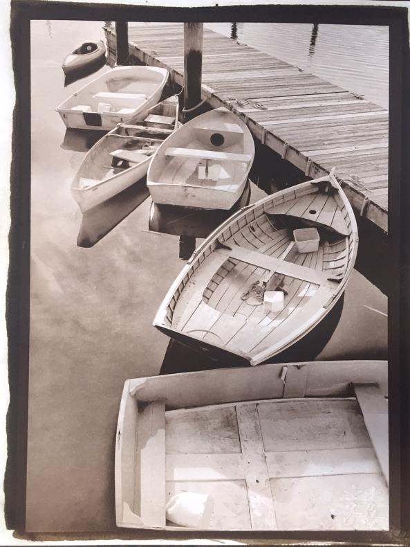 Van Dyke Brown, Dinghys, Rising Stonehenge Paper