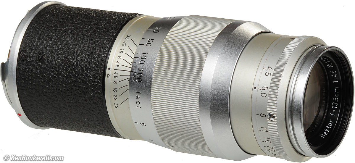 Overcoming the Back Focus issues of the Leica 135mm M mount