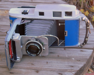 My 900 converted to 4x5 by Alpenhause Kamera Werke