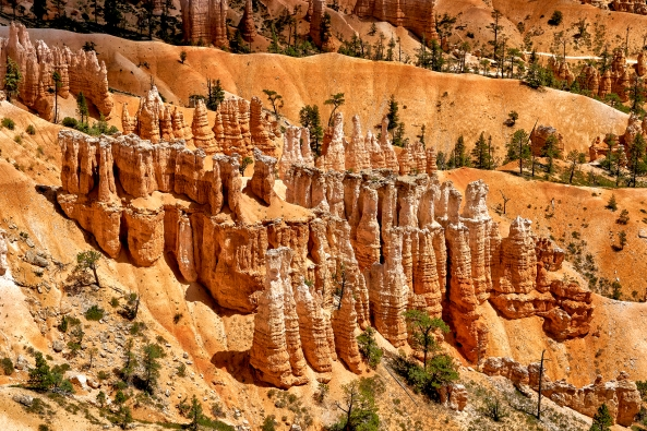 Whodos in Bryce Canyon