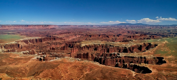 Canyon Lands Pano, Sony A7rii with the 24-240 and polarizer