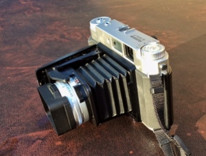 Fuji GF670 Medium Format