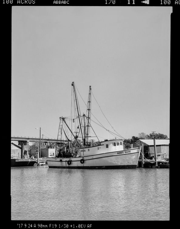 Shrimp Boat Agnes Marie